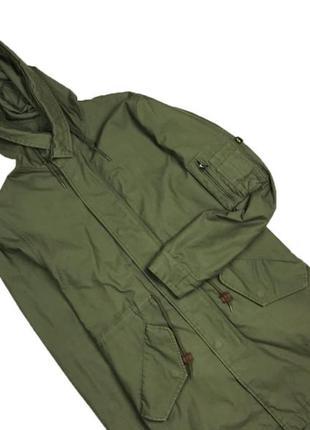 Куртка парка alpha industries