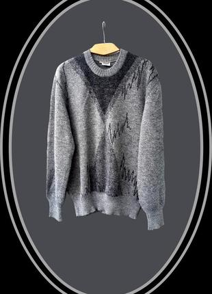 Классический тёплый свитер(бельгия)