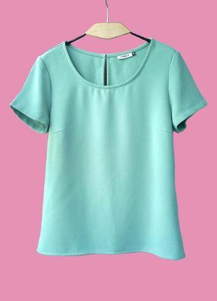 Блузка мятного цвета-only (дания)