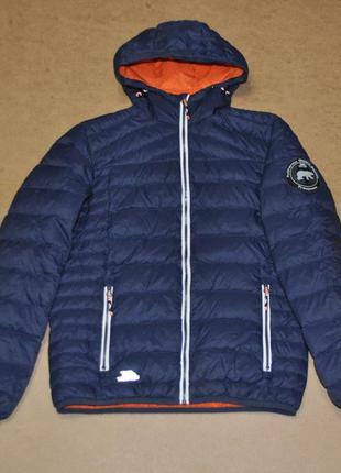Trespass мужская куртка пуховик