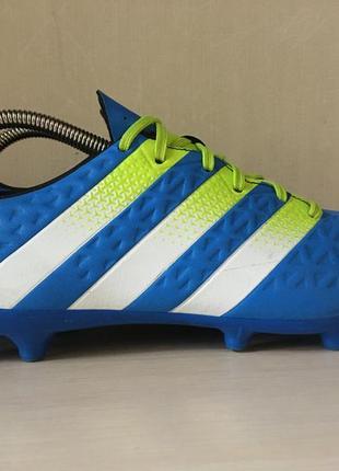 Футбольные бутсы adidas ace 16.3 fg/ag оригинал