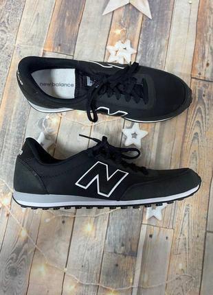 Фирменные замшевые кроссовки new balance 410 оригинал