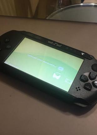 игровая консоль SONY PSP-E1008
