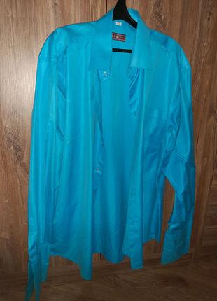 Чоловічі рубашки 54 56
