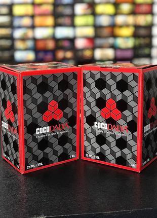CocoDaly уголь1 кг для кальяна
