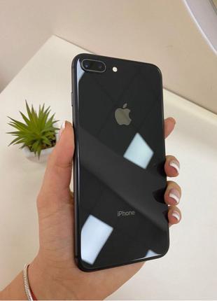 iPhone 8 Plus 64 Gb Neverlok Just black