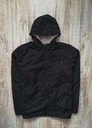 Утепленная куртка nike tech fleece на флисе the north face sto...