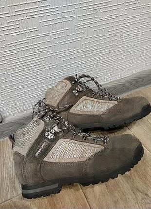 Треккинговые ботинки karrimor осень зима