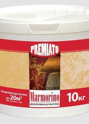 Декоративная штукатурка PREMIATO Marmarino Fasad