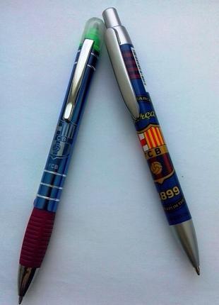 Ручки для автографов с эмблемой ФК Барселона