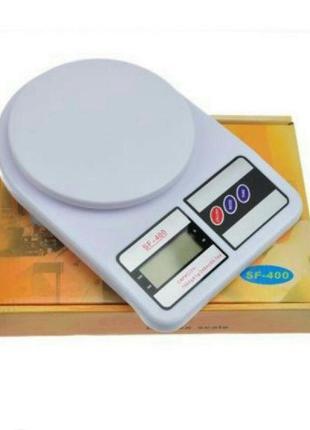 Весы электронные SF-400 7кг (1г)