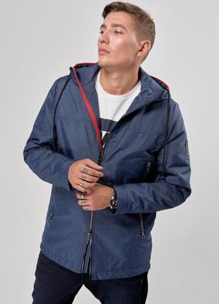Мужская куртка стильная осень/весна