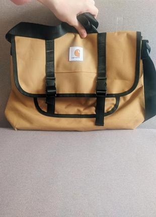 Carhartt сумка (рюкзак stussy, palace, vans)