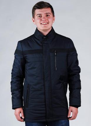Мужская весенняя куртка большого размера