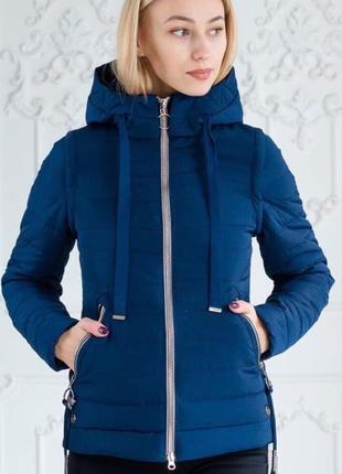 Весенняя женская куртка