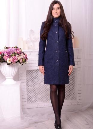 Пальто приталенное женское весеннее