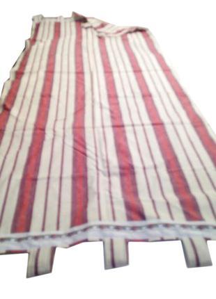Пляжный гамак льняной