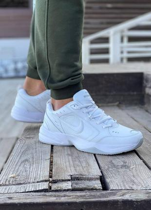 Nike air monarch мужские кроссовки наложенный платёж