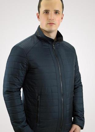 Демисезонная мужская куртка topfason classic