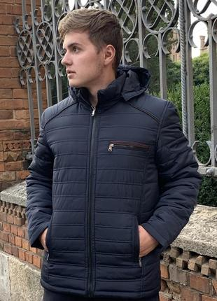 Зимняя мужская куртка classic (46-58)