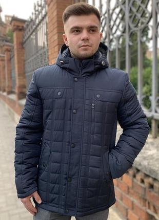 Зимняя мужская куртка classic (48-66)