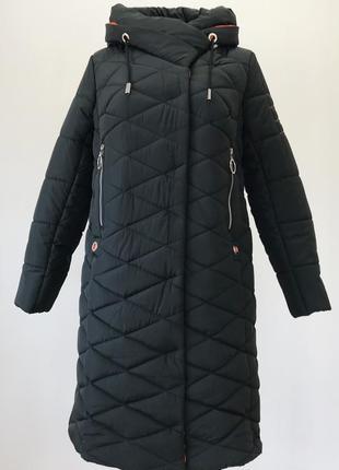 Зимняя батальная женская куртка (50-60)