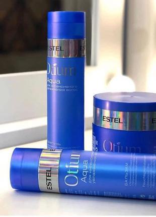 Бессульфатный шампунь Estel Professional Otium Aqua