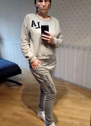 Спортивные штаны в стиле dirk bikkemberg