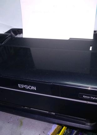 Принтер епсон s22 с комплектом ПЗк и череилом