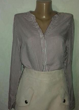Блуза в полоску💕
