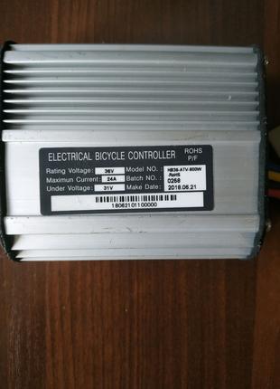 Блок управления на квадроцикл  36v800w, контроллер,каммутатор