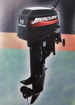 Лодочный мотор Mercury 15M USA (новый)