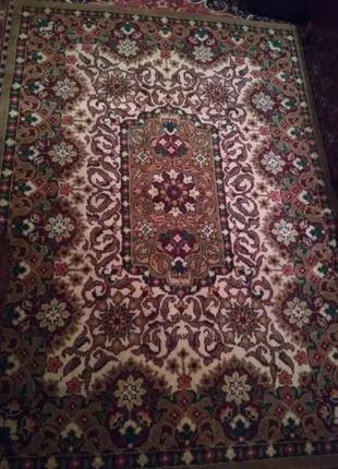 Шерстяний килим, безкоштовна доставка