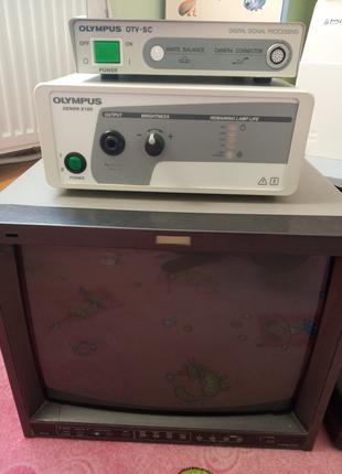 Эндоскопічна відеокамера OLYMPUS OTV-SC- комплект