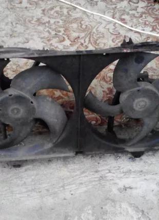 Вентиляторы охлаждения радиатора