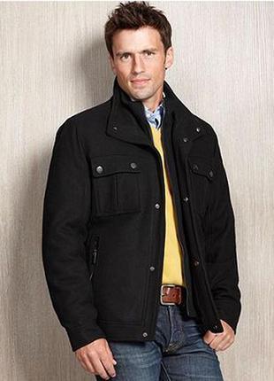 Шерстяная куртка michael kors