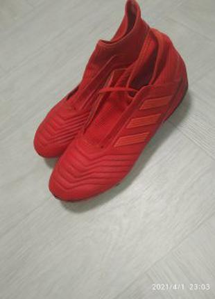 Футбольные бутсы Adidas Predator 19 Оригинал