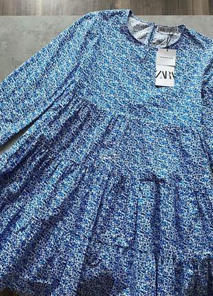 Платье (новое, с биркой) zara