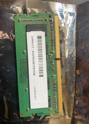 Оперативная память ddr4 4 гб
