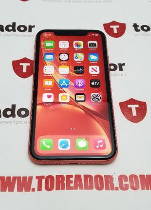 Apple iPhone XR 64gb Coral Neverlock 8/11/12/X/Xs/Pro Max