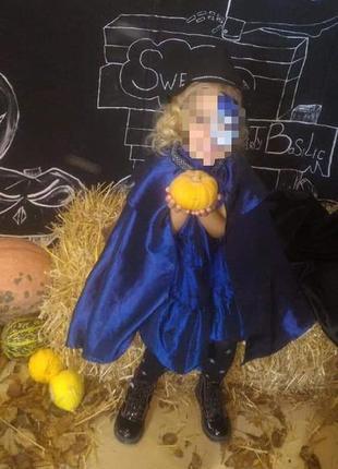 Карнавальный костюм на новый год хэллоуин ведьма,ночь