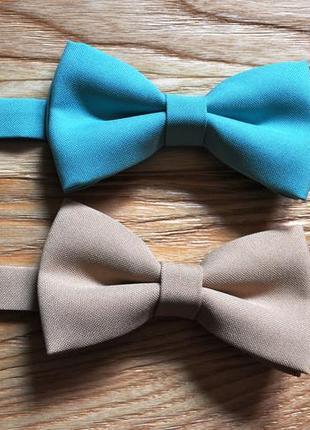 Комплект  галстук бабочки 2 штуки