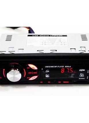 Магнитола MVH-4007U ISO - MP3 Player, FM, USB, SD, AUX
