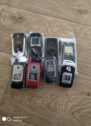 Лот Корпуса мобильных телефонов