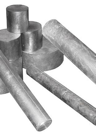 Кругляк алюмінієвий різних діаметрів.