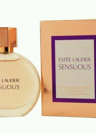 Женская парфюмированная вода Estee Lauder Sensuous