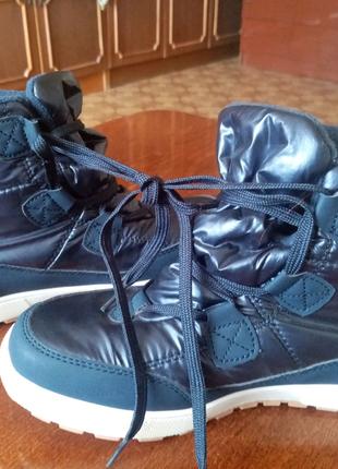 Новые ботинки супер стильные деми из Австрии унисекс