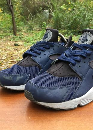Кроссовки Nike Air Huarache легкие,сеточка,беговые р.43 Original