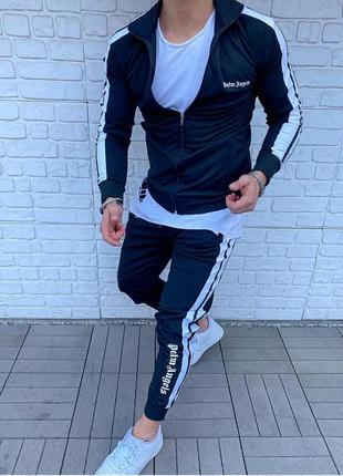Мужской спортивный костюм palm angels