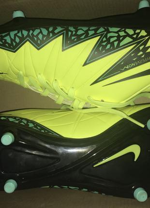 Бутсы Nike Hypervenom PHELON II FG
